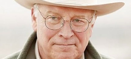 Former Vice President Dick Cheney in a cowboy hat, 06/15/09. (photo: Public Domain)