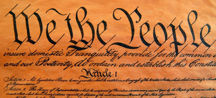 US Constitution. (photo: file)