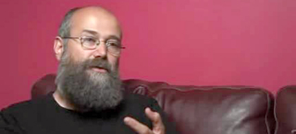 Professor Yochai Benkler made an impassioned defense of Wikileaks. (photo: Steal This Movie)