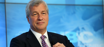 Jamie Dimon, CEO of JPMorgan Chase. (photo: AP)