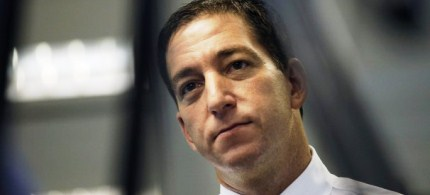 Glenn Greenwald. (photo: AP)