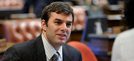 Rep. Justin Amash. (photo: AP)