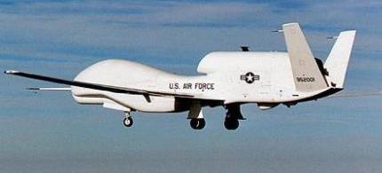 US Air Force drone. (photo: AFP/Getty Images)