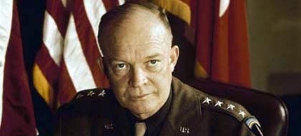 Ike's warning about the military industrial complex was a two edged sword. (photo: wikicommon)