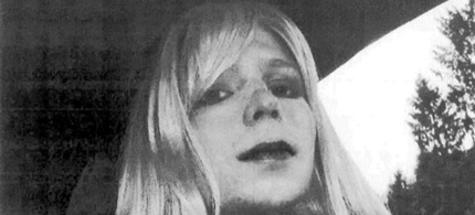 Chelsea Manning while on leave in 2010. (photo: Chelsea Manning)