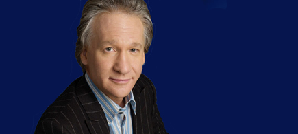 Comedian, activist Bill Maher. (photo: HBO)