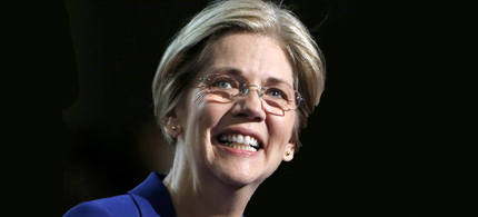 Massachusetts Sen. Elizabeth Warren (photo: Eric Thayer/Reuters)