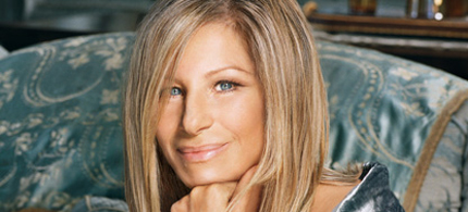 Entertainer/Activist Barbara Streisand. (photo: Parade)