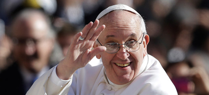 Pope Francis' recent comments on abortion and gay rights have stunned the world. (photo: Gregorio Borgia/AP)