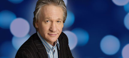 Comedian Bill Maher explains why California is thriving. (photo: HBO)