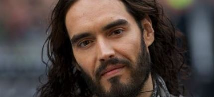 Russell Brand. (photo: unknown)