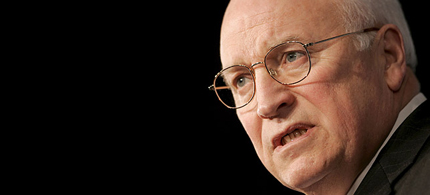 Former Vice President Dick Cheney. (photo: Getty Images)