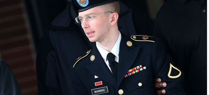 Chelsea Manning gives thanks in this holiday season. (photo: Mark Wilson/Getty Images)