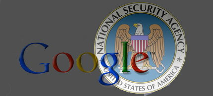 Google and other internet companies release user data to the NSA every 6 months. (image: TIME Magazine)