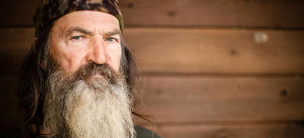 Phil Robertson, of the A&E hit reality series 'Duck Dynasty,' has angered the gay rights group GLAAD with comments he made about homosexuals in the January issue of 'GQ.' (photo: A&E)