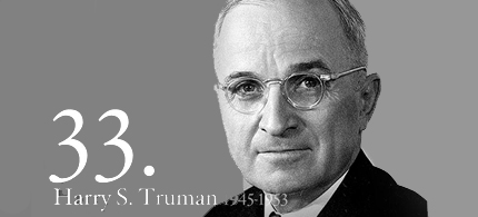 President Harry S. Truman. (photo: White House.gov)