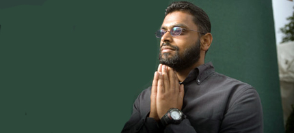 Former Guantanamo Bay detainee Moazzam Begg was praised by the US for his campaign for other countries to take in inmates, according to the US embassy cables. (photo: Murdo Macleod/Guardian UK)
