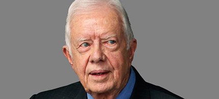 Former President Jimmy Carter. (photo: AP)