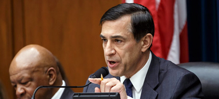 Rep. Darrell Issa (R-CA). (photo: J. Scott Applewhite/AP)