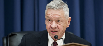 Republican incumbent Congressman Tom Petri. (photo: Scott J. Ferrell/Congressional Quarterly/Getty Images)
