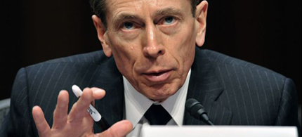 Former CIA Director David Petraeus. (photo: Karen Bleier/AFP/Getty Images)