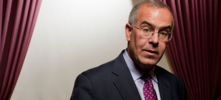 David Brooks. (photo: David Levene/Guardian UK)