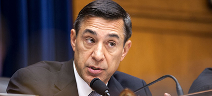 Issa has caused plenty of heartburn for Republicans. (photo: M. Scott Mahaskey/Politico)