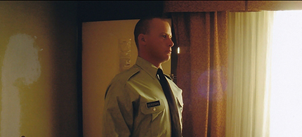 Bowe Bergdahl prepares for graduation from basic training near Fort Benning in Georgia. (photo: Bergdahl Family/Rolling Stone)