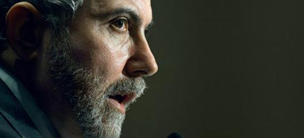 Paul Krugman. (photo: Getty Images)