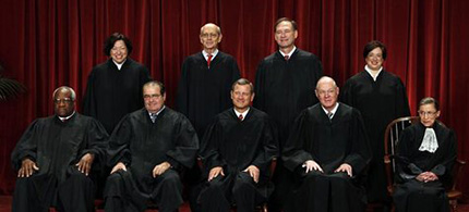 The Supreme Court of the United States. (photo: Steve Petteway/SCOTUS)