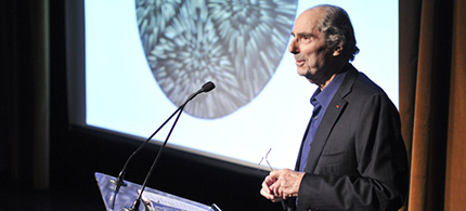 Author Philip Roth. (photo: Jenny Anderson/Getty Images)