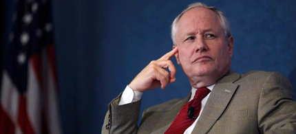 Weekly Standard editor Bill Kristol. (photo: Getty Images)