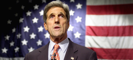 Secretary of State John Kerry. (photo: Michael Springer/Getty Images)