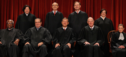 The Supreme Court. (photo: Getty Images)