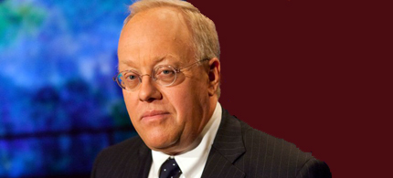 Author Chris Hedges. (photo: PBS)