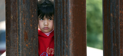 The crisis at the border shows who we are as a nation. (photo: John Moore/Getty Images)