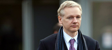 A court in Sweden may drop rape charges against Julian Assange. (photo: AFP)