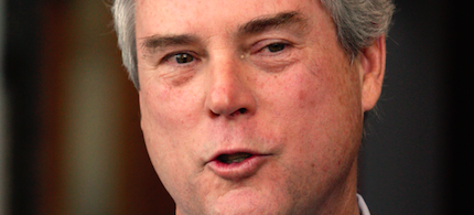 St. Louis County Prosecuting Attorney Bob McCulloch. (photo: The Huffington Post)