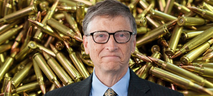 Billionaire Michael Bloomberg already had the gun lobby in his sights. Now Bill Gates is donating $1 million for universal background checks - and there's more where that came from. (photo: The Daily Beast)