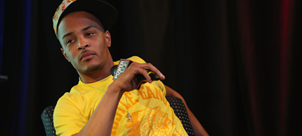 T.I. at the Power 99 Performance Theater in Pennsylvania in 2014. (photo: Bill McCay/Getty Images)