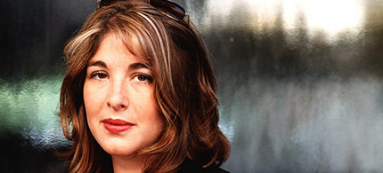 Naomi Klein has a new book: This Changes Everything: Capitalism vs. the Climate. (photo: Guardian UK)