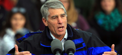 With Mark Udall surging in Colorado, the Democrats' chances to hold the Senate are improving. (photo: Doug Pensinger/Getty Images)