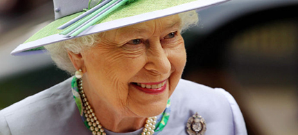 Queen Elizabeth II. (photo: Lewis Whyld/WPA/Getty Images)