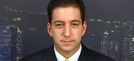 Intercept journalist and founding editor Glenn Greenwald. (photo: ABC News)