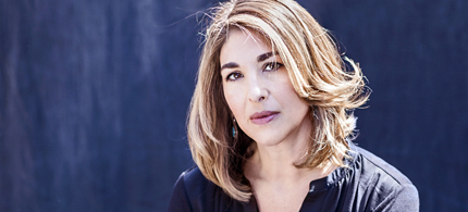 Best selling author/activist Naomi Klein. (photo: Anya Chibis/G