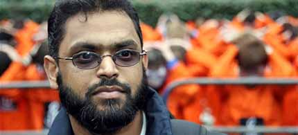 Former Guantanamo Bay detainee Moazzam Begg. (photo: Rex Features)
