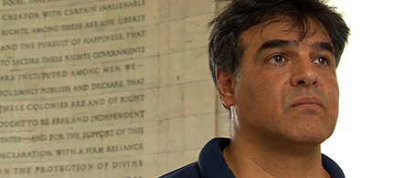 John Kiriakou in the documentary Silenced. (photo: AFI Docs)