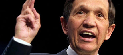 Dennis Kucinich is considered one of the most progressive U.S. senators of his time. (photo: Getty Images)