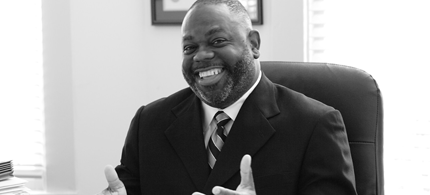 Judge Carlton Reeves. (photo: Jackson State University)