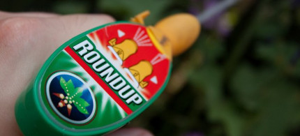 Monsanto's Roundup. (photo: The Hive)
